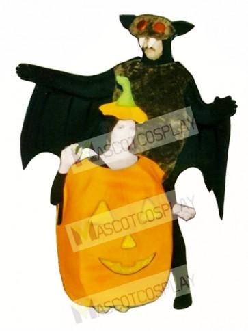 Bat Mascot Costume