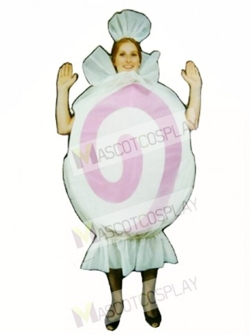 Salt Water Taffy Mascot Costume