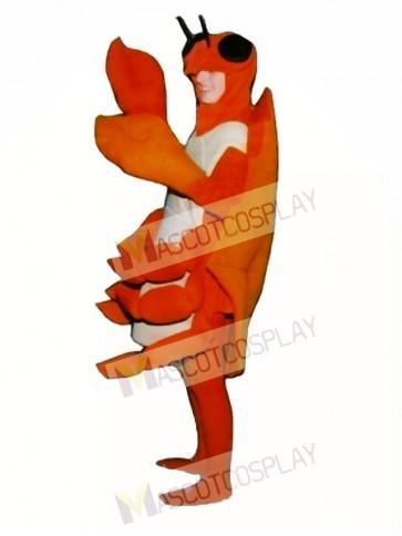Cute Crab Mascot Costume