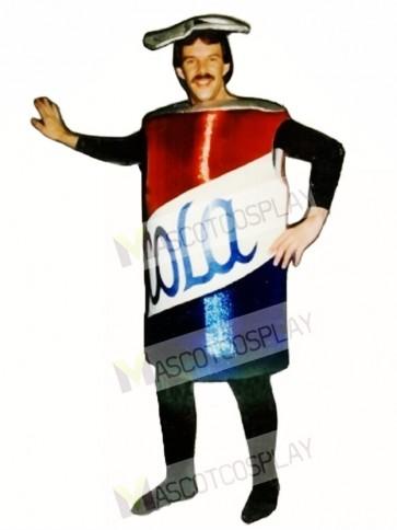 Cola Can Mascot Costume