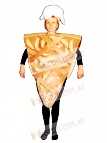 Apple Pie Mascot Costume