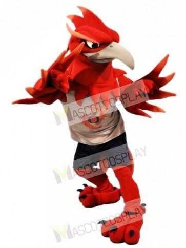 Red Phoenix Mascot Costumes
