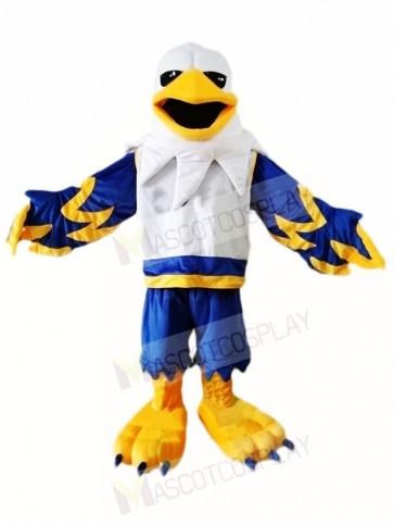 Royal Blue Team Eagle Mascot Costumes Bird Animal Sport
