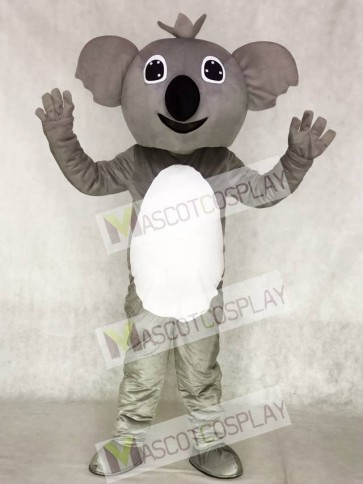Lovely Koala Mascot Funny Costume