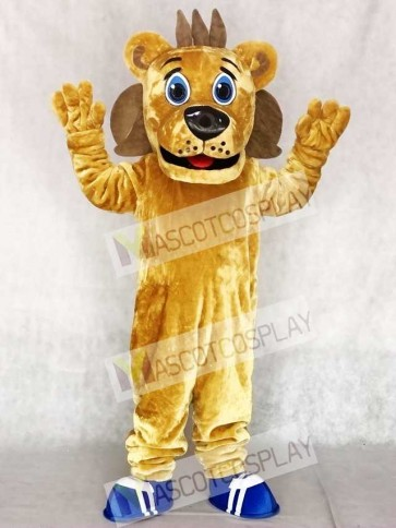 Sports Coaching Lion Mascot Costumes Animal