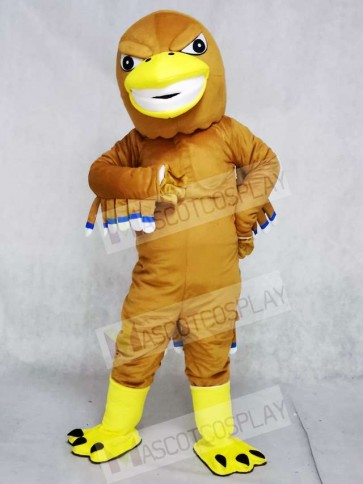 Golden Eagle Mascot Costumes Animal