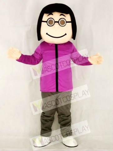 Marcie from Snoopy Dog Mascot Costumes Cartoon People