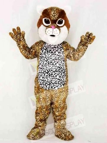 Ocelot Cat Mascot Costumes Animal
