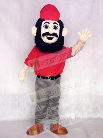 Lumberjack Mascot Costumes People