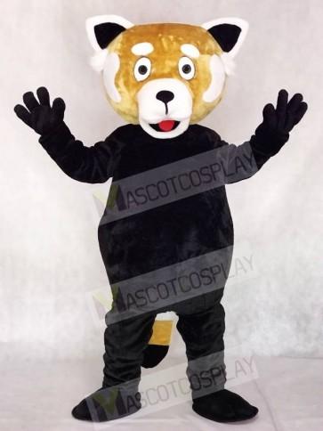 Red Lesser Panda Cat-Bear Mascot Costumes Animal