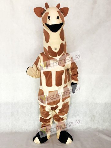 Giraffe Mascot Costume Animal