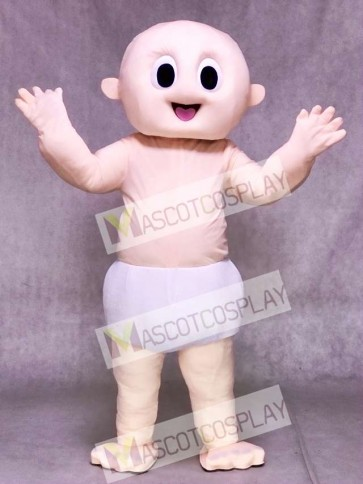 Big Eyes Baby Mascot Costumes Infant