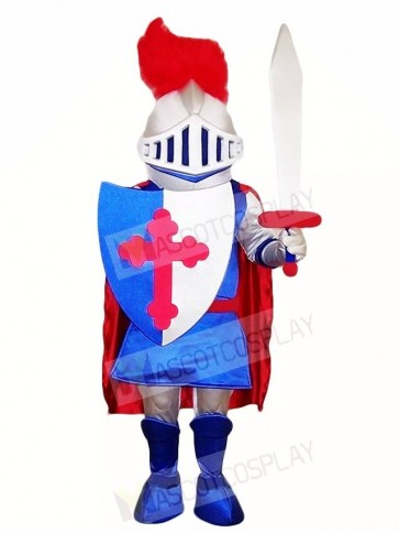 Lancer Knight Mascot Costumes People