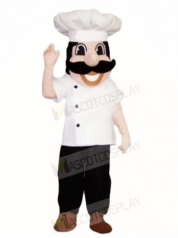 Chef Cook Mascot Costumes People