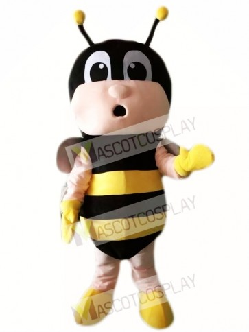 Cute Bee Mascot Costumes Insect