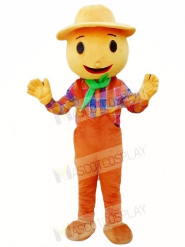 Scarecrow Mascot Costumes Cartoon