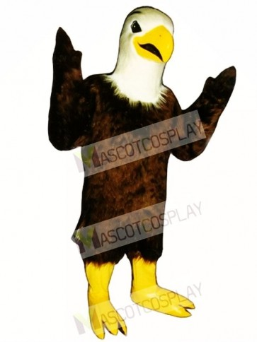 Cute U.S. Eagle Mascot Costume