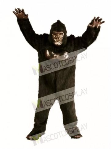 Cute Deluxe Gorilla Mascot Costume