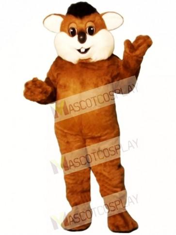 Henry Hamster Mascot Costume