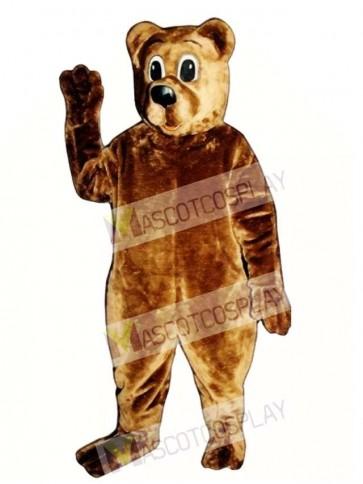 Pa Bear Mascot Costume