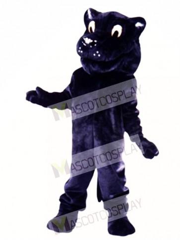 Cute Patrick Panther Mascot Costume