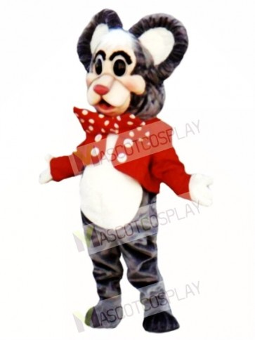 Skitter the Mouse Mascot Costume