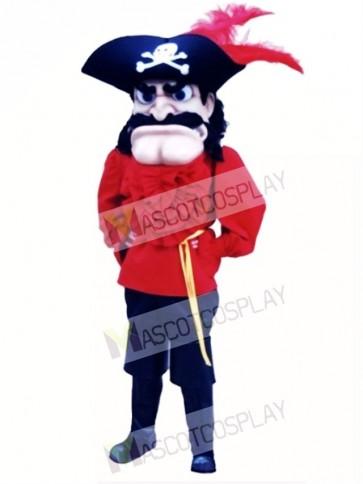 Captain T. Bounty Mascot Costume