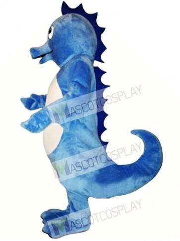 Cute Henry Seahorse Mascot Costume