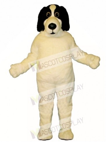 Cute Alfred Dog Mascot Costume