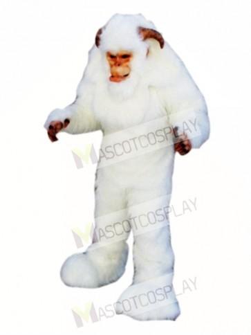 Yeti Mascot Costume