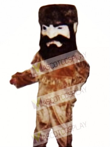 Mountain Man Mascot Costume