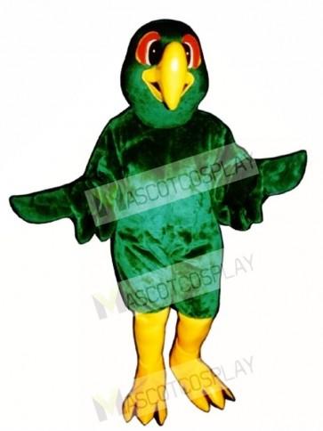 Cute Pedro Parrot Mascot Costume