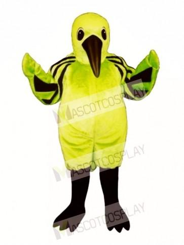 Cute Hummingbird Mascot Costume