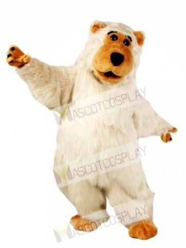 Boris Bear Mascot Costume