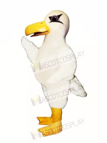 Cute Sealey Seagull Mascot Costume