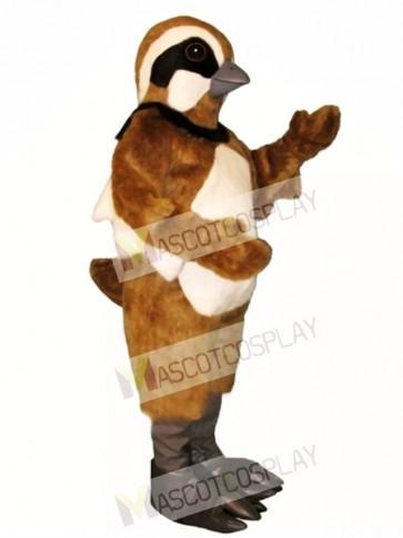 Cute Quail Mascot Costume