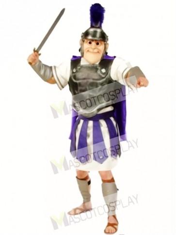 Troy Trojan Mascot Costume