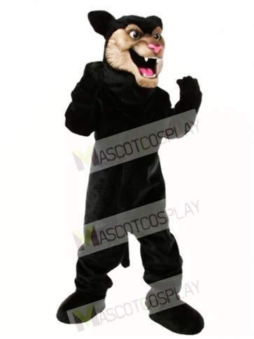 Cute Panther Mascot Costume