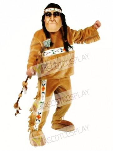 Native American Mascot Costume