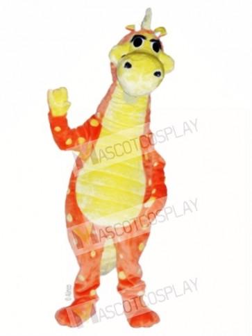 Skittles Fur Mascot Costume