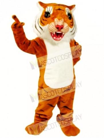 Big Cat Tiger Mascot Costume