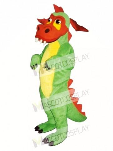 Rufus Dragon Mascot Costume