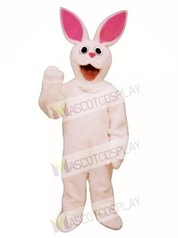 Cute Easter Bunny Mascot Costume