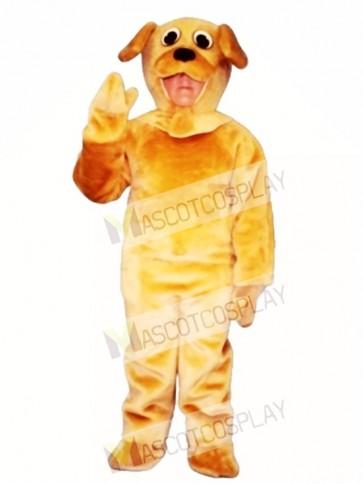 Cute Puppy Dog Mascot Costume