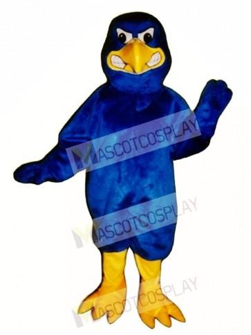 Wild Eagle Mascot Costume