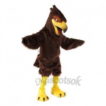 Fierce Hawk Falcon Eagle Mascot Costume