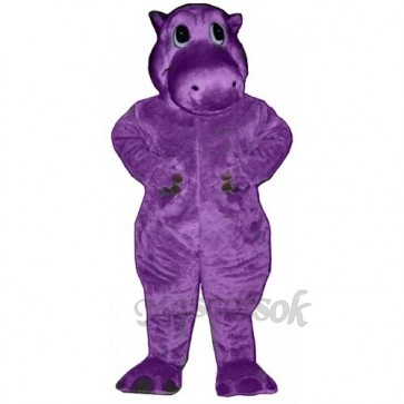 Cute Harry Potamus Mascot Costume