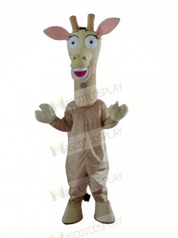 Cute Giraffe Mascot Costumes Cartoon