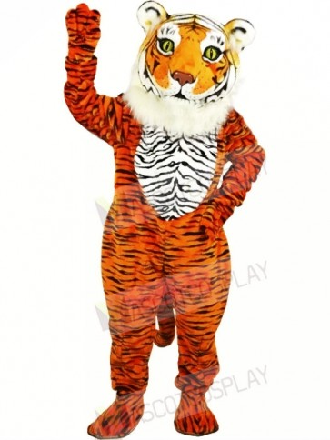 Deluxe Tiger Mascot Costumes
