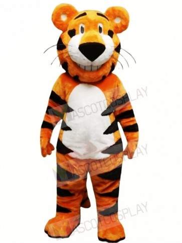 Happy Lightweight Tiger Mascot Costumes